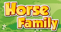 Horse   family - Animals - Second Grade