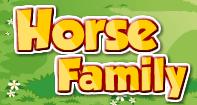 Horse   family - Animals - Second Grade