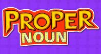Proper Noun - Noun - Second Grade
