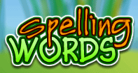 Spelling Words - Word Games - Second Grade