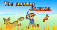 Comprehension - The Cunning Jackal - Reading - Second Grade