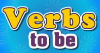 Verbs to Be - Verb - Second Grade