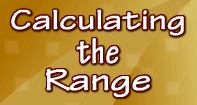 Calculating the  Range - Statistics - Third Grade