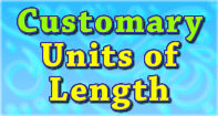 Customary Units of Length - Units of Measurement - Third Grade