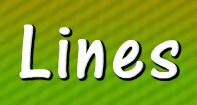 Lines - Geometry - Third Grade