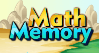 Math Memory - Memory Games - First Grade