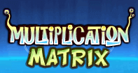 Multiplication Matrix - Multiplication - Fourth Grade
