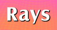 Rays - Geometry - Third Grade