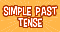 Simple Past Tense - Verb - Third Grade
