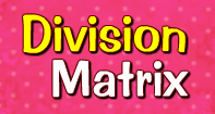 Division Matrix - Division - Fifth Grade