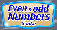 Even and Odd Numbers Snake - Whole Numbers - Fourth Grade