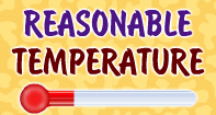 Reasonable Temperature - Temperature - Fourth Grade