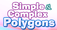 Simple and Complex Polygons - Geometry - Fourth Grade