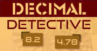 Decimal Detective - Decimals - Fifth Grade