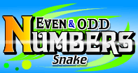 Even and Odd Numbers Snake - Whole Numbers - Fifth Grade