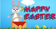 Happy Easter - Fun Games - Kindergarten
