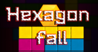 Hexagon Fall - Fun Games - Kindergarten