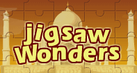 Jigsaw Wonders - Jigsaw Puzzles - First Grade