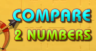 Compare 2 Numbers - Whole Numbers - Kindergarten