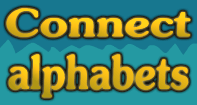 Connect Alphabets - Alphabet - Kindergarten
