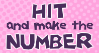 Hit and Make the Number - Addition - Kindergarten