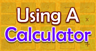 Using a Calculator - Addition - Kindergarten