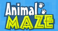 Animal Maze - Animals - Kindergarten