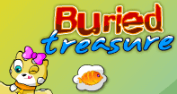 Buried Treasure - Skill and Strategy Games - Kindergarten