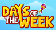 Days of the week - Date and Telling Time - Kindergarten
