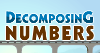 Decomposing Numbers - Addition - Kindergarten