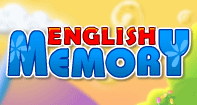 English Memory - Antonyms and Synonyms - Kindergarten