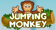 Jumping Monkey - Skill and Strategy Games - Kindergarten