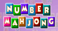 Number Mahjong - Tile Game - Kindergarten