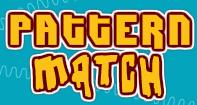 Pattern Match - Shapes - Kindergarten