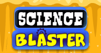 Science Blaster - Fun Games - Kindergarten