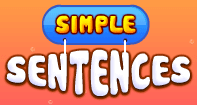 Simple Sentences - Sentences - Kindergarten