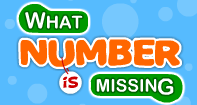 What Number Is Missing - Whole Numbers - Kindergarten