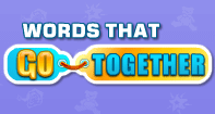 Words That Go Together - Word Games - Kindergarten