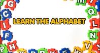 Learn Alphabets - Alphabet - Preschool