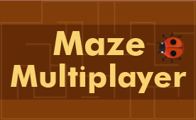 Maze Multiplayer - Word Family - First Grade
