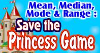 Save the Princess - Statistics - Fifth Grade