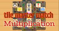 Multiplication Tile Master Match
