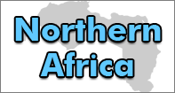 Northern Africa Map - Map Games - Preschool
