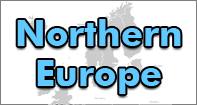 Northern Europe Map - Map Games - Second Grade