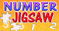 Number Jigsaw - Jigsaw Puzzles - First Grade