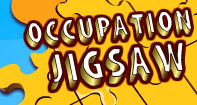 Occupation Jigsaw - Jigsaw Puzzles - Second Grade