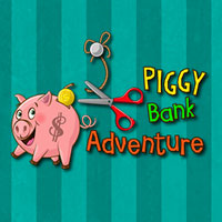 Piggybank Adventure - Fun Games - First Grade