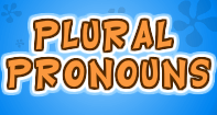Plural Pronouns - Pronoun - Third Grade