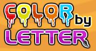Color by Letter - Alphabet - Preschool