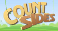 Count Sides - Shapes - Preschool